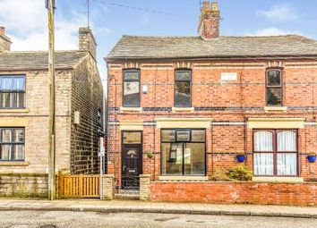 Thumbnail 3 bed semi-detached house for sale in Manchester Road, Mossley, Greater Manchester