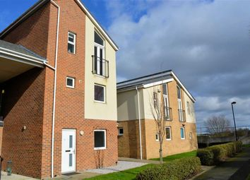 Thumbnail 2 bedroom flat for sale in Clogmill Gardens, Selby