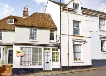 Thumbnail 3 bed terraced house for sale in North Street, Sutton Valence, Maidstone, Kent