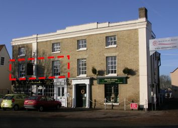 Thumbnail 2 bed flat for sale in Apartment 1, Foundry House, Hall Street, Long Melford, Suffolk