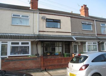 Thumbnail 3 bedroom terraced house to rent in St. Heliers Road, Cleethorpes