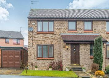 Thumbnail 3 bed semi-detached house for sale in Norwood Grove, Harrogate, North Yorkshire