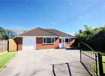 Thumbnail 3 bed detached bungalow for sale in Brigg Road, Moortown