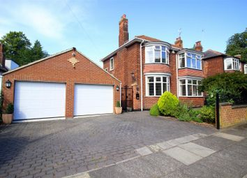 Thumbnail 3 bed detached house for sale in Greenmount Road, Darlington