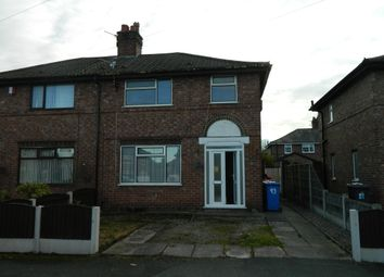 Thumbnail 1 bed semi-detached house to rent in Henshall Avenue, Latchford
