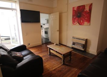 Thumbnail 3 bed flat to rent in Tavistock Road, Newcastle Upon Tyne