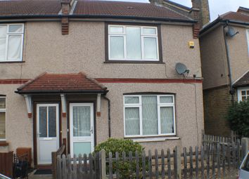 Thumbnail 2 bed end terrace house to rent in Scotts Terrace, Dorset Road, London