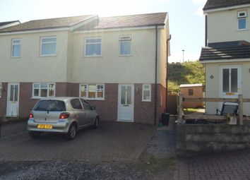 Thumbnail 2 bed semi-detached house to rent in Llys Y Begal, Penygroes, Penygroes, Carmarthenshire