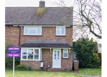 Thumbnail 3 bed semi-detached house for sale in Medlar Close, Guildford