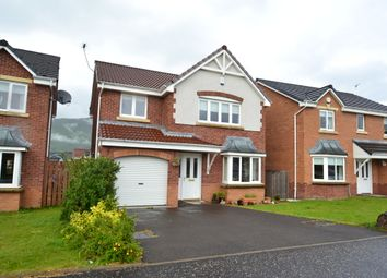 Thumbnail 4 bed detached house to rent in Glentye Drive, Alloa