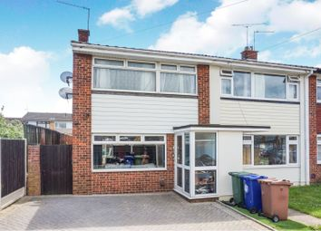 3 bed semi-detached house for sale in Colville Close, Corringham, Stanford-Le-Hope SS17