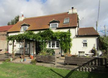 Thumbnail 3 bedroom detached house for sale in North Road, Gedney Hill
