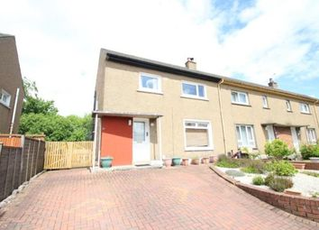 Thumbnail 3 bed end terrace house for sale in Inglestone Avenue, Thornliebank, Glasgow