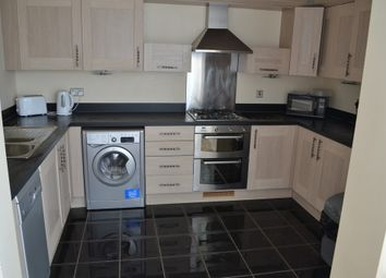 Thumbnail 3 bedroom flat to rent in Watkin Road, Leicester