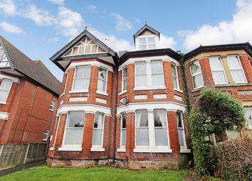 Thumbnail 1 bed flat for sale in Hill Lane, Southampton