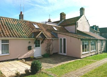 Thumbnail 2 bed barn conversion to rent in High Street, Mundesley, Norwich