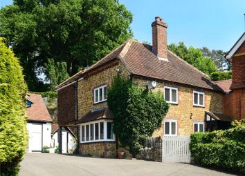 Thumbnail 3 bed semi-detached house for sale in Malthouse Lane, Hambledon, Godalming, Surrey