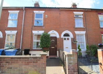 Thumbnail 3 bedroom terraced house to rent in Armes Street, Norwich
