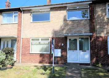 Thumbnail 3 bed end terrace house for sale in 14 Aspen Close, York, Market Weighton YO43 3Bb, UK