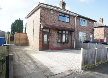 2 bed semi-detached house for sale in Southworth Avenue, Warrington WA5