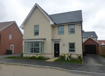 Thumbnail 4 bed detached house for sale in The Jumps, Marston Moretaine, Bedford