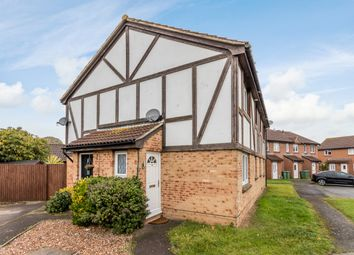 Thumbnail 1 bed terraced house for sale in Paxton Close, Walton-On-Thames, Surrey