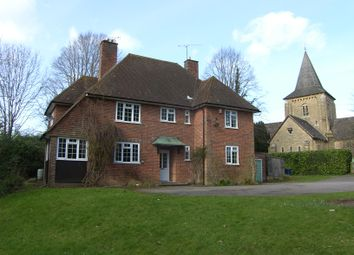 Thumbnail 4 bed detached house to rent in The Street, Ewhurst
