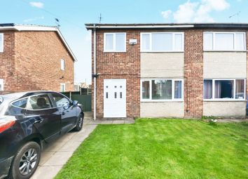 Thumbnail 3 bed semi-detached house for sale in 4 Firth Road, Retford