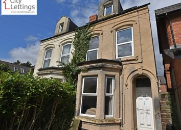 Thumbnail 3 bed end terrace house to rent in Ashbourne Street, Lenton