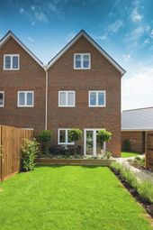 Thumbnail 4 bed semi-detached house for sale in Manley Boulevard, Holborough Lakes, Snodland, Kent