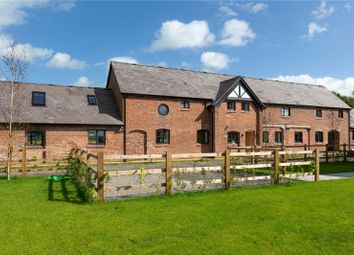 Thumbnail 4 bed property for sale in Stapleford, Tarporley, Cheshire