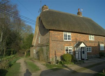 Thumbnail 2 bedroom semi-detached house for sale in Duck Street, Stanton St Bernard, Wiltshire