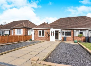 Thumbnail 3 bed semi-detached bungalow for sale in Orton Avenue, Minworth, Sutton Coldfield