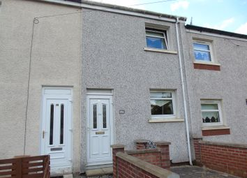 Thumbnail 2 bed terraced house for sale in 17 Mosscastle Road, Craigend, Glasgow, Glasgow