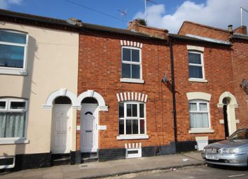 Thumbnail 2 bedroom terraced house to rent in Robert Street, Northampton, Northamptonshire.