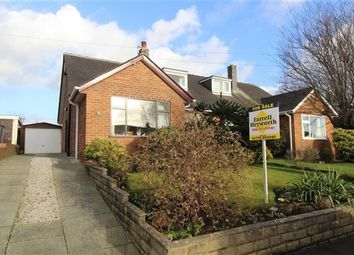 Thumbnail 3 bed bungalow for sale in Stoney Butts, Preston