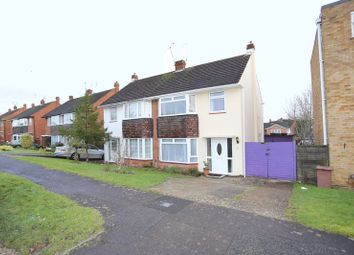 Thumbnail 3 bed semi-detached house for sale in Eastwood Road, Woodley, Reading