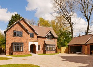 Thumbnail 4 bed detached house for sale in Cedar House, Woodlands Walk, Ironbridge