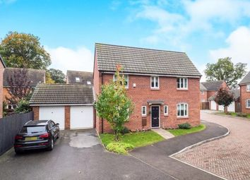 Thumbnail 4 bed detached house for sale in Poppy Mews, Hucknall, Nottingham, Nottinghamshire