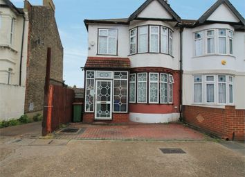 Thumbnail 3 bedroom end terrace house for sale in Little Ilford Lane, London