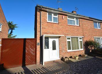 Thumbnail 3 bed semi-detached house for sale in Baslow Close, Long Eaton, Nottingham