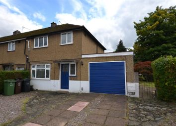 Thumbnail 3 bed semi-detached house to rent in Kings Road, London Colney, St.Albans