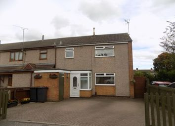 Thumbnail 3 bed end terrace house for sale in Ryhope Close, Bedworth, Nuneaton, Warwickshire