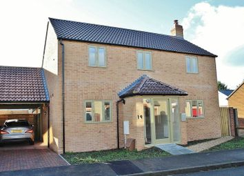 Thumbnail 3 bed detached house for sale in Cotswold Close, Minster Lovell, Witney