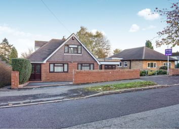 Thumbnail 4 bed detached bungalow for sale in Park Drive, Wolverhampton