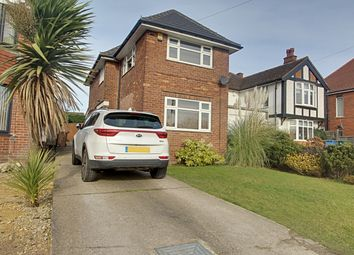 Thumbnail 3 bed detached house for sale in Sutton Road, Mansfield