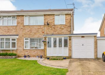 Thumbnail Semi-detached house for sale in Selwyn Road, Stamford