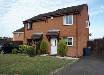 Thumbnail 2 bedroom semi-detached house for sale in Milton Grove, Stafford