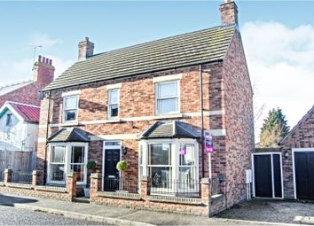 Thumbnail 3 bed detached house for sale in William Street, Burton Latimer, Kettering