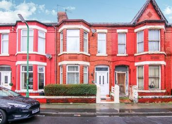 Thumbnail 3 bedroom terraced house for sale in Molyneux Road, Waterloo, Liverpool, Merseyside